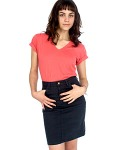 High-Waisted Skirt from American Apparel, $46